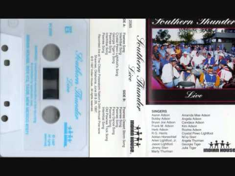 Southern Thunder - Side A 1. Pawnee Song
