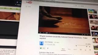 Mi Gran Aventura Sexual: Tráiler: En Español: HD 1080P