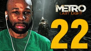 "Metro Last Light Walkthrough PART 22 - ""Metro Last Light Gameplay"" (PS3/XBOX/PC)"