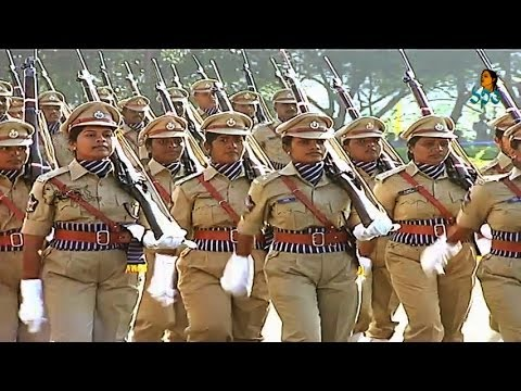 Shakthi - DSP Passing Out Parade of 9th Batch | Vanitha TV