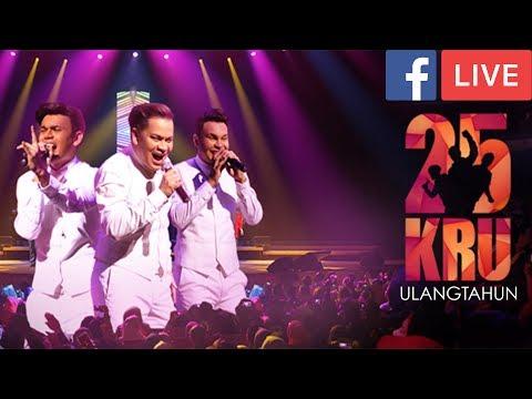 Ulang Tahun KRU 25 (Live)