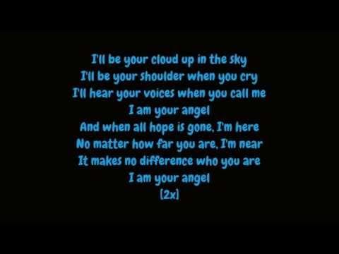 Celine Dion With R Kelly  Im Your Angel Lyrics HD