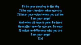 celine dion with r kelly i m your angel lyrics hd