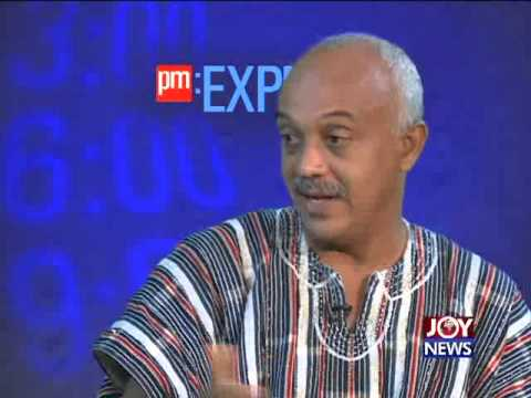Free Fall of the Cedi - PM Express on Joy News (22-6-15)