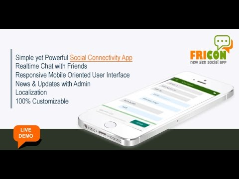 Social Networking And Chat App