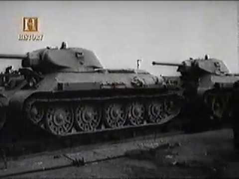 Estaciones De Batalla - T 34, Orgullo Rojo