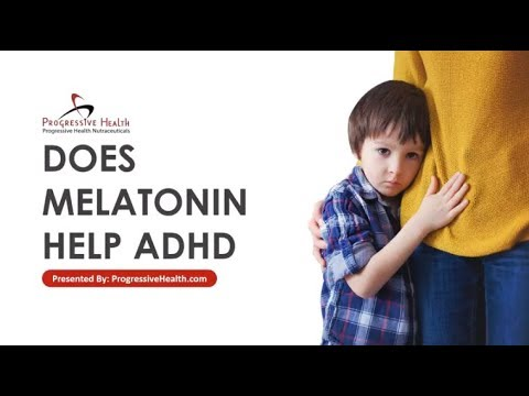Does Melatonin Help ADHD?