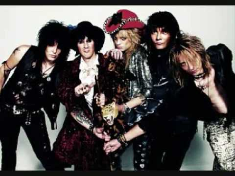 Hanoi Rocks - Café Avenue (original version)
