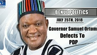 Timeline Of Events Leading To Benue Political Crisis |Sunrise Daily|