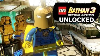 LEGO Batman 3: Beyond Gotham - How to Unlock Doctor Fate + Review