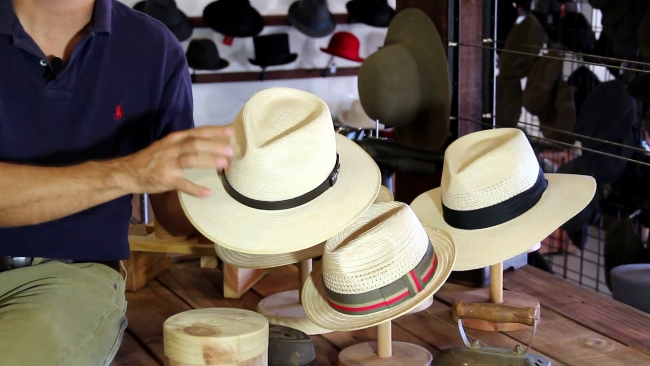 b9e8d812034 Akubra Balmoral Hemp Hat Review- Hats By The Hundred - YouTube