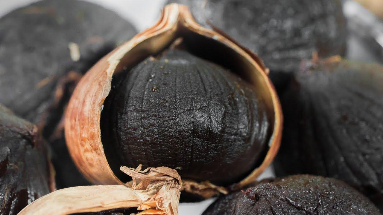 ✅ Cách làm Tỏi Đen ngon nhất bằng tỏi cô đơn, tỏi không bị ướt, vị ngọt thanh_Black garlic BY CÔ BA