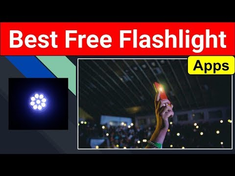 Top 5 Best Free Flashlight Apps 2020