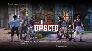 Jugando al multijugador de Uncharted 4 -PS4-  (DIRECTO)