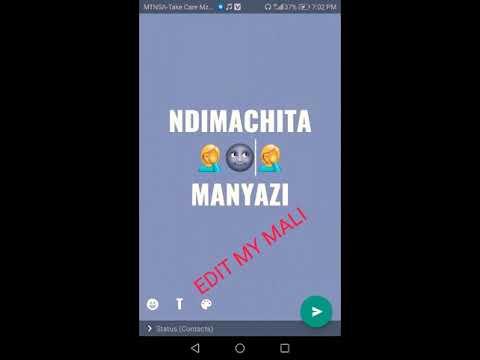 Download Ndimachita manyazi by chisomo golombe ///((malawi music)))