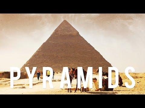 Pyramid (Pharaoh's Tomb) | Egypt Cinematography