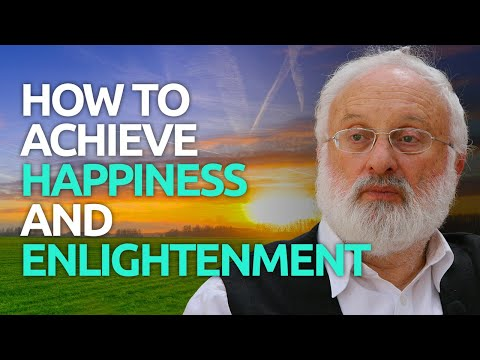 How to Achieve Happiness and Enlightenment | Ask the Kabbalist with Dr. Michael Laitman