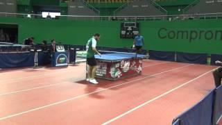 Humberto Manhani(Brasil) vs Moíses Campos(Cuba) Final Open Yucatán 2016