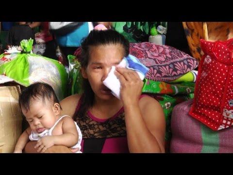 En Filipinas, bebés llevan el estigma de la guerra en el nombre