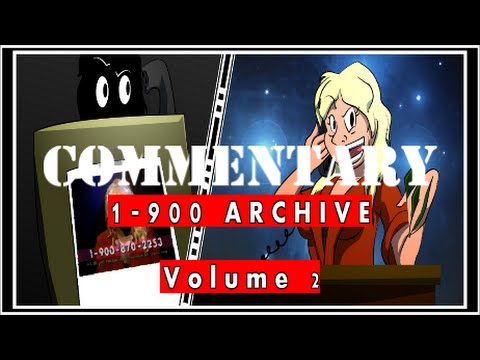 Oddity Archive: Episode 68.5 - 1-900 ARCHIVE Vol. 2 (Commentary)