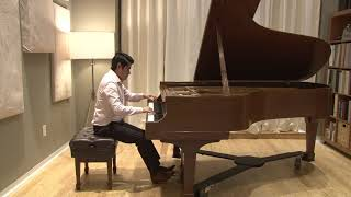 Mozart Sonata Bb major k.333 (Mov. 3)- Hector Ceballos