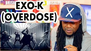 EXO-K  | Overdose | MV | REACTION!!!