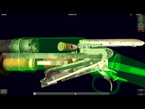How Pump Action Firearms Work: Winchester Model 1897