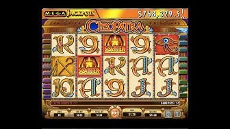 Cleopatra MEGA JACKPOT *BIG WIN* $1 Bet - Online Slots - PlayOLG