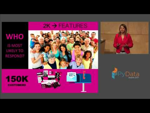 Eloisa Tran - We came, we saw, we hacked How to win a Big Data hackathon