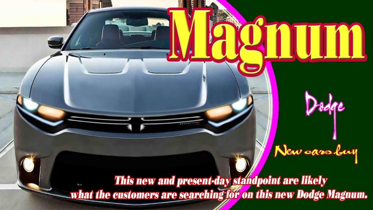 2019 dodge magnum