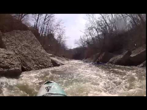 Little Vermilion - LaSalle, IL -World Kayak GoPro River Guide
