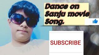 Shamit's dance on sanju movie's song