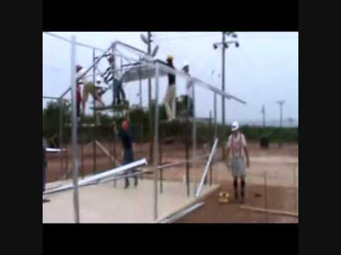 Watspm & Decker Families - Ghana Construction Video Vignettes