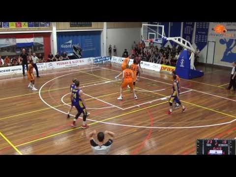 Highlights Netherlands-Sweden basketball