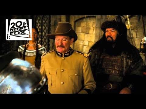 Make it a Family Movie Night with NIGHT AT THE MUSEUM: SECRET OF THE TOMB | 20th Century FOX
