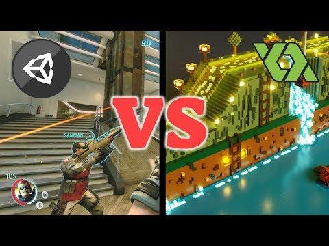 Unity против GameMaker / Какой круче? 📟🕹