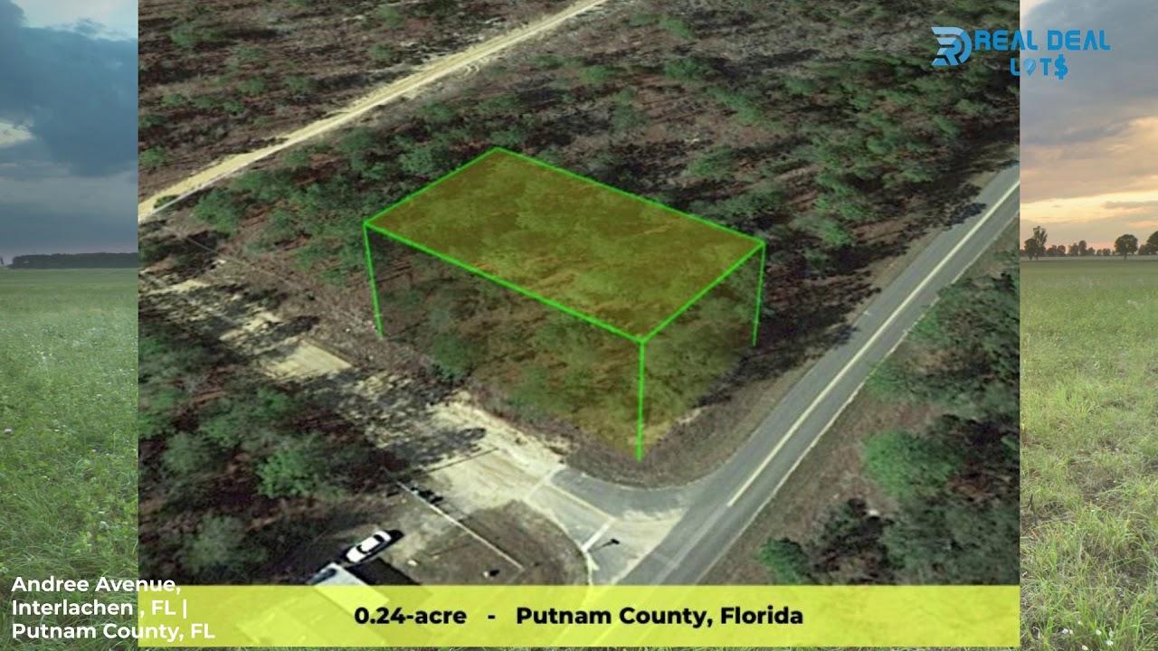 Interlachen, Putnam County $4999
