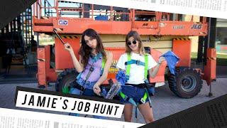 Jamie's Job Hunt (10): ramen lappen in de hoogte met Flo Windey