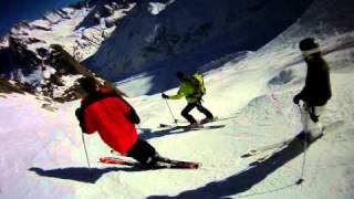 Vallee Blanche, Chamonix, Off Piste Skiing