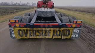 heavy hauler heavy equipment moving canada