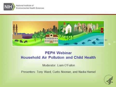 Household Air Pollution and Child Health