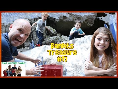 COOLiNG DRAGON TREASURE CHEST iN iCE CAVE! Bandits Treasure #17💰 That YouTub3 Family