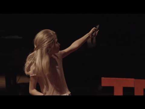 HAVEN: An Online Student Forum | Ana Dokianos | TEDxUNISManhattan