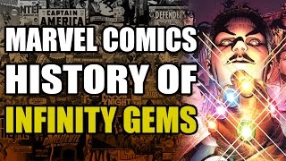 History of The Infinity Gems & Gauntlet