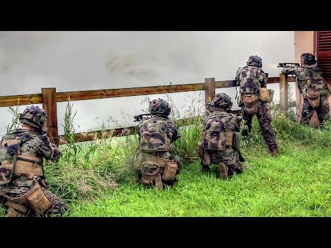 Marine Air-Ground Task Force – Urban Combat, Platoon Offensive Attack