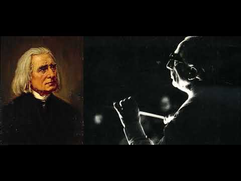 "Liszt ""Hungaria"" Ferdinand Leitner"
