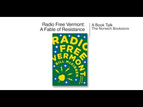 Norwich Bookstore-Radio Free Vermont: A Fable of Resistance