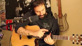 """""""Monster"""" Guitar Lesson - Dustin Prinz - 3D"""