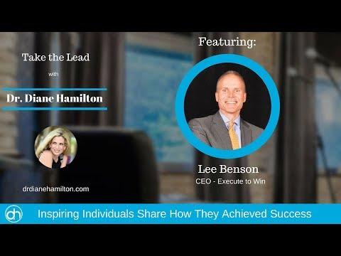 Dr Diane Hamilton Interviews Lee Benson