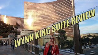 Going to Las Vegas Wynn Hotel King Suite Review Panoramic view of the Vegas Strip